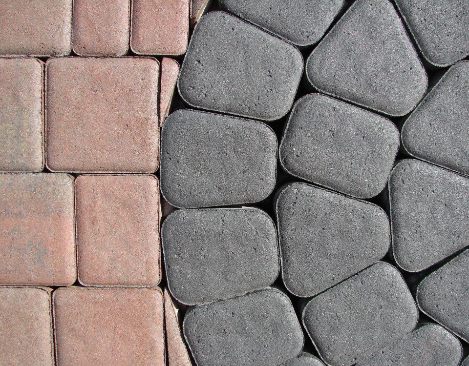 Układanie kostki brukowej Kamień ogrodowy Usługi brukarskie